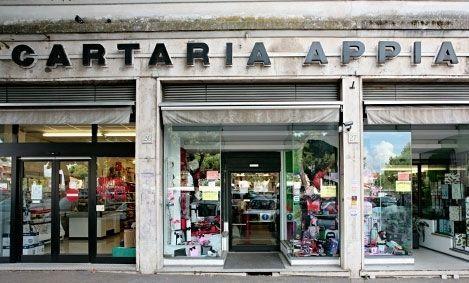Chi siamo cartaria appia for Appia infissi srl